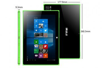 iRULU Walknbook 2 Laptop/Tablet 2-in-1
