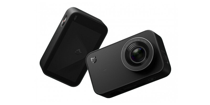 Recensione Xiaomi Mijia action cam 4k touchscreen