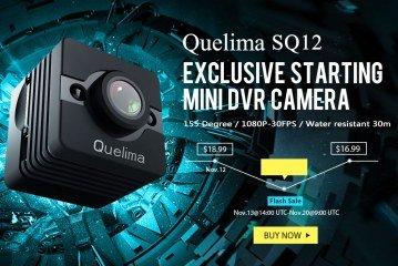 Quelima SQ12 mini camera
