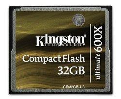 Kingston_600x_CF Le migliori schede Compact Flash del 2021 per fotocamere reflex
