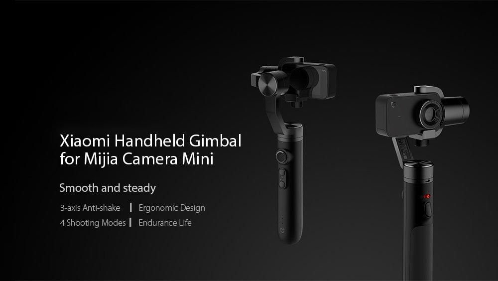 recensione_gimbal_xiaomi_mi_mijia Gimbal Xiaomi Mi a 3 assi per Mi Mijia 4k