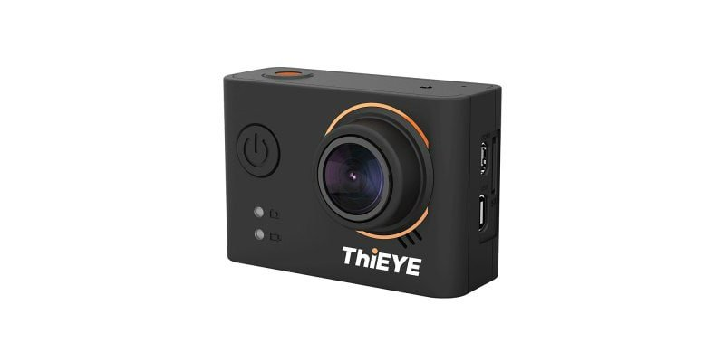 Thieye-T3-recensione ThiEYE T3 nuova action cam economica 4K