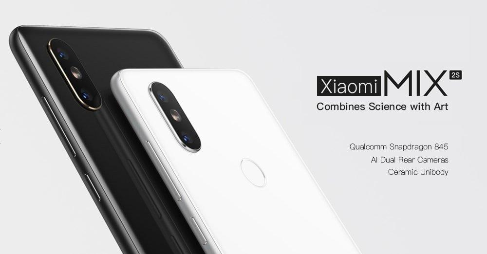 Xiaomi MIX 2S phablet da 5.99