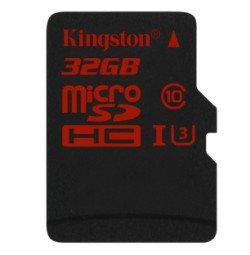 Kingston-SDCA3-U3 Migliori schede Micro SD del 2019