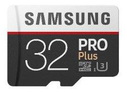 Samsung-Pro-Plus-micro-sd Migliori schede Micro SD del 2019