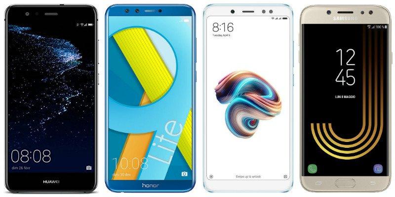 Migliore-cellulare-sotto-200-euro-a I migliori smartphone del 2019 sotto i 200 euro
