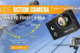 Recensione Firefly 8SE: 4K con touchscreen