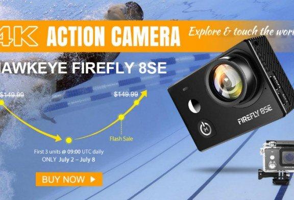 Firefly 8SE: 4K con touchscreen
