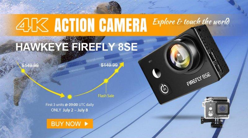 Recensione Firefly 8SE: 4K con touchscreen