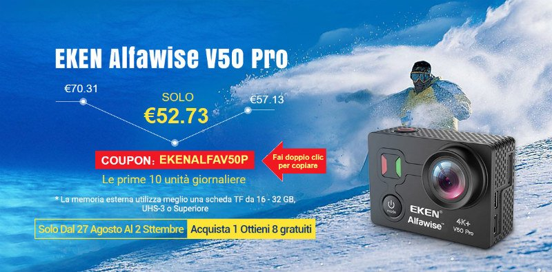 Eken-Alfawise-V50-pro EKEN Alfawise V50 Pro
