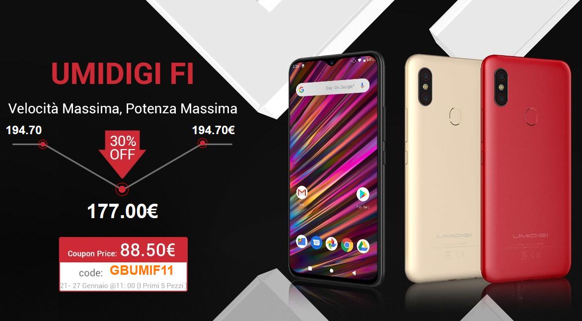 Umidigi-F1-recensione-1024x564 Umidigi F1 in promozione