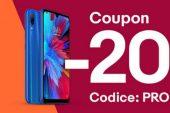Ebay: molti prodotti scontati del 20%